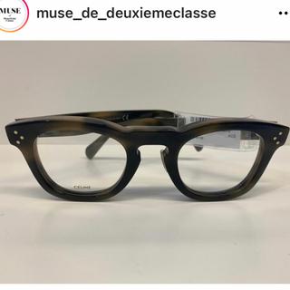 L'Appartement DEUXIEME CLASSE - MUSE de Deuxieme Classe CELINE ラウンドメガネ