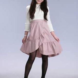 デイシー(deicy)のdeicy タイプライタースカート(ひざ丈スカート)