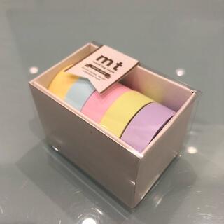 エムティー(mt)のマスキングテープ ★ GIFT BOX【PASTEL2】(テープ/マスキングテープ)