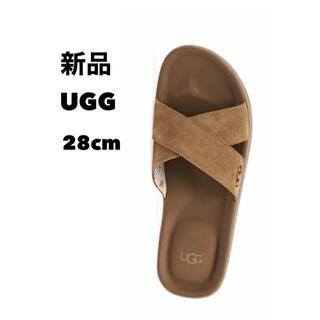 UGG - 【新品】UGG Brookside サンダル/チェストナッツ 28cm