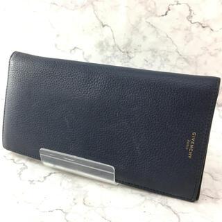 ジバンシィ(GIVENCHY)のジバンシー 長財布 レザー 小物 メンズ ウォレット 二つ折り(長財布)