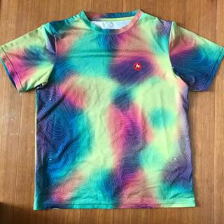 マーモット(MARMOT)のマーモット Marmot アウトドアシャツ 半袖 ドライ Tシャツ(Tシャツ/カットソー(半袖/袖なし))