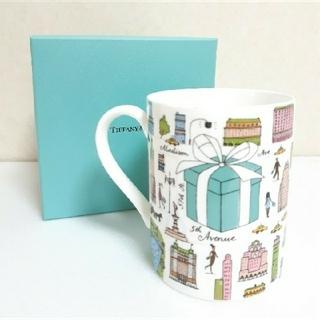 ティファニー(Tiffany & Co.)のティファニー NY限定 5TH AVENUE マグカップ(食器)