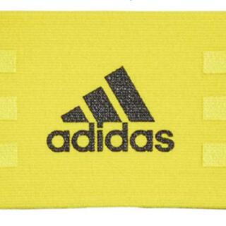アディダス(adidas)の【新品】アディダス キャプテンマーク Lサイズ(記念品/関連グッズ)