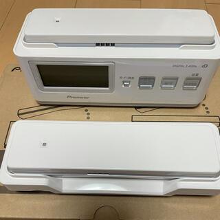パイオニア(Pioneer)のパイオニア コードレス電話機 TF-FN2020-W(その他)