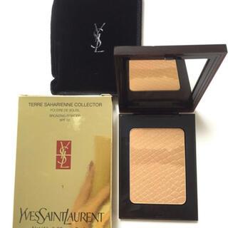 イヴサンローランボーテ(Yves Saint Laurent Beaute)の新品箱付き!サンローランのテールサハリエンヌコレクター1番(チーク)