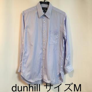 ダンヒル(Dunhill)の★美品★ dunhill ダンヒル 長袖シャツ  サイズM(シャツ)
