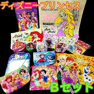 ディズニー(Disney)のお祭り おもちゃ ディズニープリンセス B セット おうち 縁日 ごっこ 景品(その他)