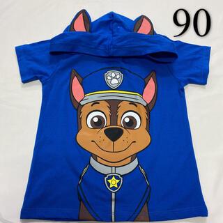 ディズニー(Disney)の90新品/海外限定/PAW PATROL  パウパトロール ♡半袖♡ Tシャツ(Tシャツ/カットソー)