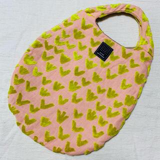 ミナペルホネン(mina perhonen)のミナペルホネン egg bag bird garden エッグバッグ(ハンドバッグ)