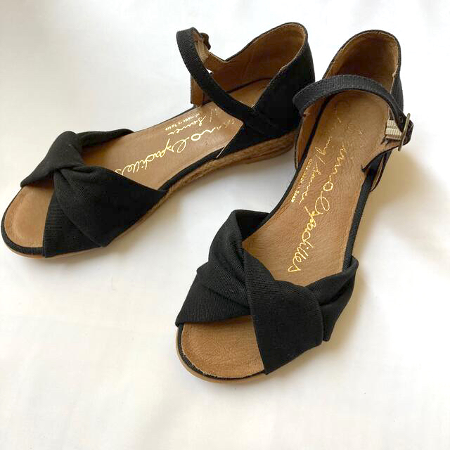 gaimo(ガイモ)のgaimo ストラップサンダル レディースの靴/シューズ(サンダル)の商品写真