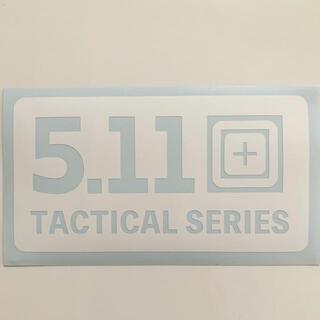 5.11 Tactical  ステッカー 5.11タクティカル 1枚(その他)