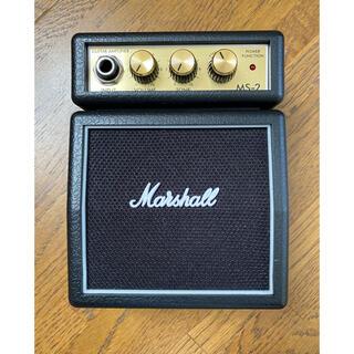 Marshall マーシャル ミニアンプMS-2(ギターアンプ)