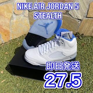 ナイキ(NIKE)のジョーダン5 ステルス(スニーカー)
