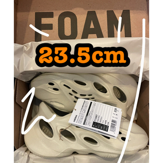 アディダス(adidas)のADIDAS YEEZY FOAM RUNNER SAND 23.5cm(サンダル)