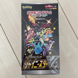 ポケモン(ポケモン)のポケモンカード シャイニースターV 1BOX(Box/デッキ/パック)