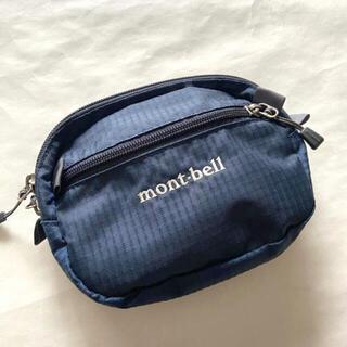 モンベル(mont bell)のmont-bell ベルトポーチ(ウエストポーチ)