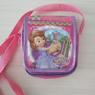 ディズニー(Disney)のプリンセス ソフィア ポーチ ショルダー(ポシェット)