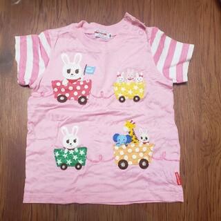 ミキハウス(mikihouse)のミキハウス Tシャツ トロッコ 90(Tシャツ/カットソー)