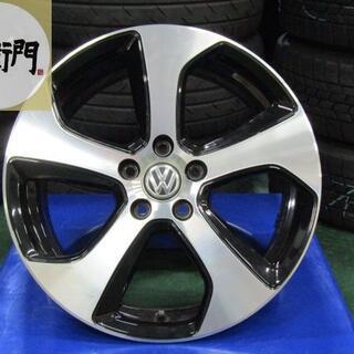 フォルクスワーゲン(Volkswagen)のフォルクスワーゲン ゴルフ7 GTI純正 4本セット(タイヤ・ホイールセット)