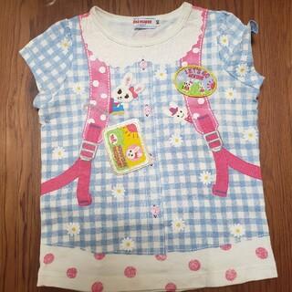 ミキハウス(mikihouse)のミキハウス Tシャツ リュック 90(Tシャツ/カットソー)
