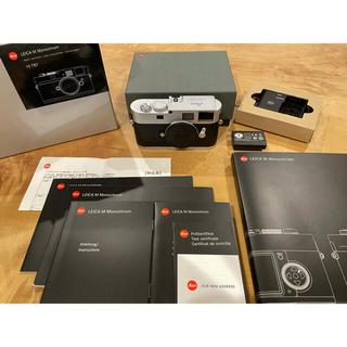 """LEICA - Leicaライカ モノクローム""""エングレーブ"""" CCD対策品交換済"""