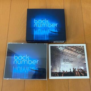 BACK NUMBER -  アンコール(初回限定盤A/DVDver.) (2CD+2DVD+フォトブック)