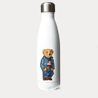ポロラルフローレン(POLO RALPH LAUREN)の新品★ポロ ラルフローレン ポロベアー 白 タンブラー 水筒 ステンレスボトル(タンブラー)
