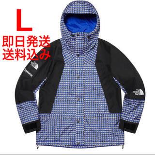 シュプリーム(Supreme)のL Studded Mountain Light Jacket supreme(マウンテンパーカー)