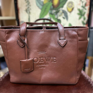 ロエベ(LOEWE)のロエベ ヘリテージバッグ ♡(ハンドバッグ)