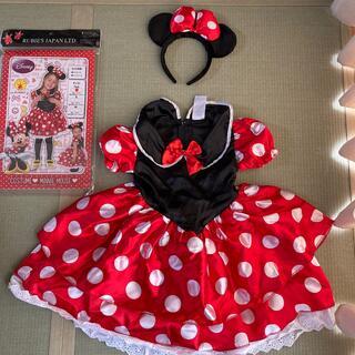 Disney - ディズニー ミニーマウス コスチューム