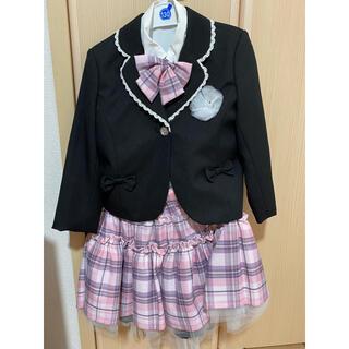 ニシマツヤ(西松屋)の新品 入学式 フォーマルスーツ 女の子 西松屋(ドレス/フォーマル)