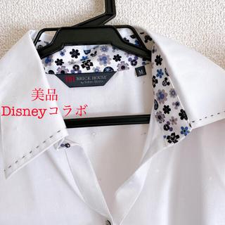 ディズニー(Disney)の交渉中★ワイシャツ Disney  美品!(シャツ/ブラウス(長袖/七分))