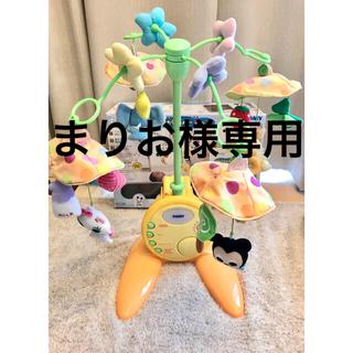 タカラトミー(Takara Tomy)のディズニーやわらかガラガラメリーデラックス(オルゴールメリー/モービル)