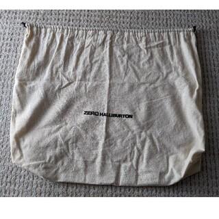 ゼロハリバートン(ZERO HALLIBURTON)のゼロハリバートン 布袋(ビジネスバッグ)