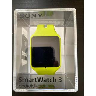 ソニー(SONY)の【大幅値下げ】SWR50/SWR50M スマートウォッチ(腕時計(デジタル))