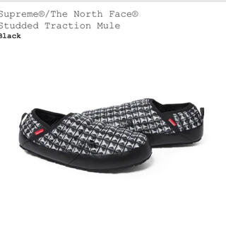 THE NORTH FACE - ノースフェイス✖️シュプリームコラボ 靴
