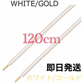 KIXSIX オーバル シューレース 120cm ナイキ シュプリーム ダンク(その他)