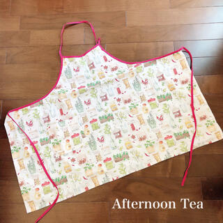 アフタヌーンティー(AfternoonTea)のAfternoon Tea  エプロン 日本製(その他)