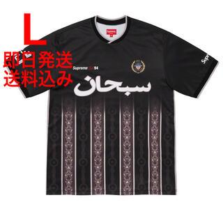 シュプリーム(Supreme)のL Arabic Logo Soccer Jersey(Tシャツ/カットソー(半袖/袖なし))
