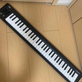コルグ(KORG)の【KORG microKEY-61】MIDIキーボード(MIDIコントローラー)