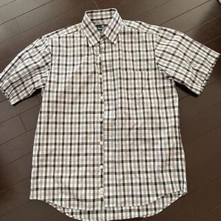 アクアスキュータム(AQUA SCUTUM)のメンズシャツ アクアスキュータム M(シャツ)