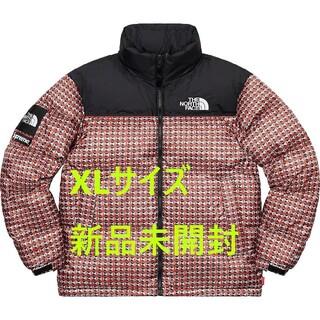 シュプリーム(Supreme)のSupreme North Face Nuptse Red XL(ダウンジャケット)