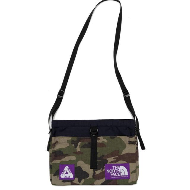 THE NORTH FACE(ザノースフェイス)のpalace ノースフェイス バッグ メンズのバッグ(メッセンジャーバッグ)の商品写真