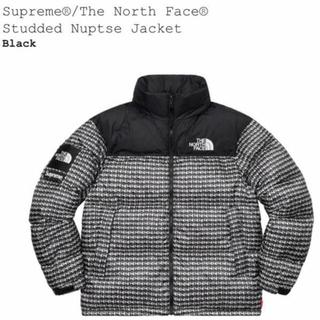 シュプリーム(Supreme)のSupreme North Face Studded Nuptse Jacket(ダウンジャケット)