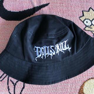 ユニフ(UNIF)のDollskill hat バケットハット(ハット)
