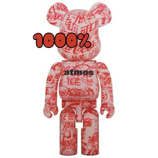 メディコムトイ(MEDICOM TOY)のBE@RBRICK atmos × Coca-Cola 1000%(その他)