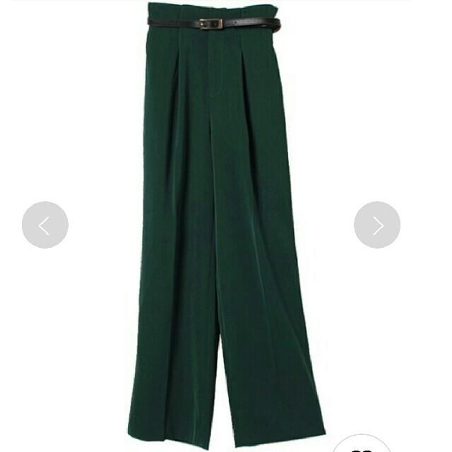 eimy istoire(エイミーイストワール)の新品未使用 パンツ レディースのパンツ(その他)の商品写真