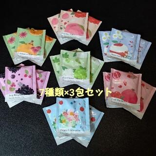 セイカツノキ(生活の木)の生活の木 ハーブティー☆お試し7種類☆(茶)