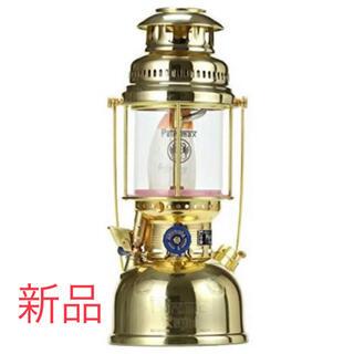 ペトロマックス(Petromax)の【新品未使用】ペトロマックス 灯油ランタン HK500(ブラス)(ライト/ランタン)